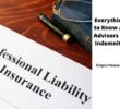 Everything You Want to Know About Credit Advisors Professional Indemnity Insurance