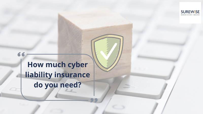 How much cyber liability insurance do you need?