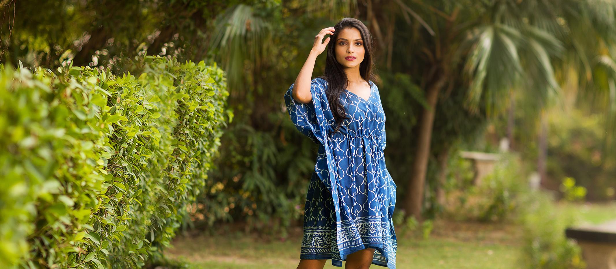 Kaftan dresses: simple yet fashionable