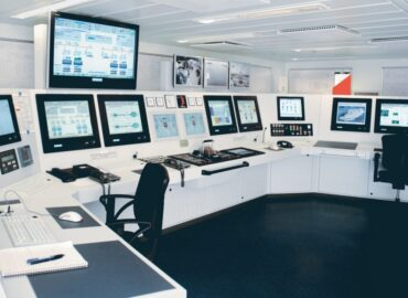 What is a positioner in the control system?